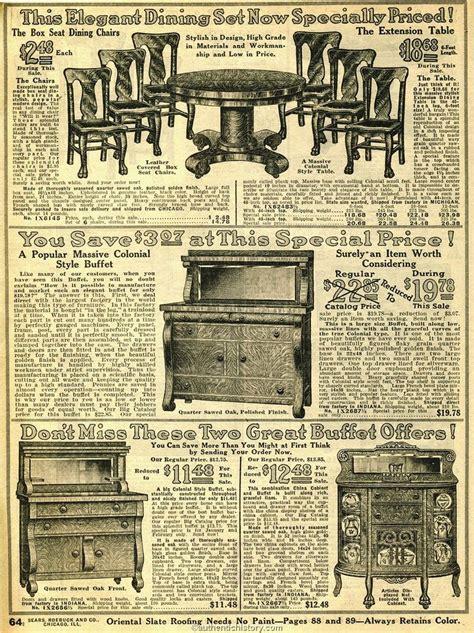 sears household catalogue antique furniture  sale vintage house plans victorian