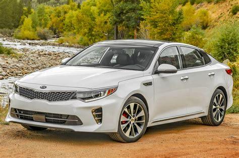 2016 Kia Optima Sedan Pricing  For Sale Edmunds