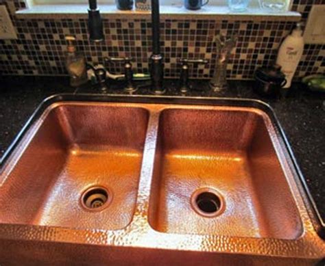 how to clean a copper sink how to clean hammered copper sinks sinks ideas