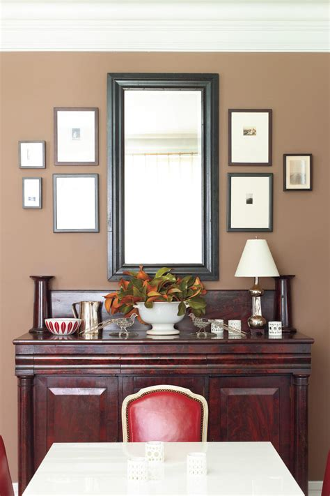 decorating  dining room buffet southern living