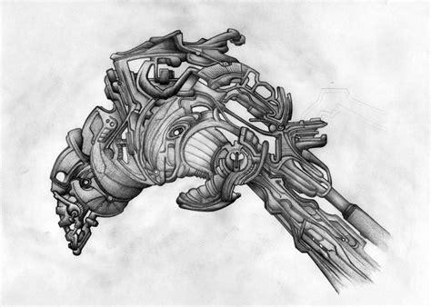 R-biomech Concept By Anemovatis On Deviantart