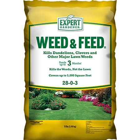 Expert Gardener Weed And Feed, 5m  Deal Details Brickseek