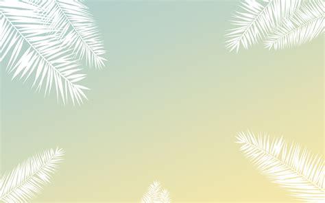 Le fond d'écran Palm Beach - Douce Pagaille