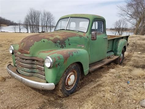 Made In Canada 1953 Chevrolet 1434 Pickup