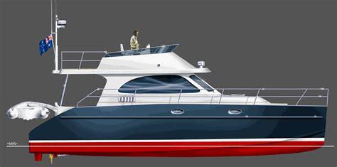 catamaran plans boat plans cat  fiberglass