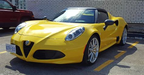 How Much Is The Alfa Romeo 4c by A Week With An Alfa Romeo 4c Much Of A Thing