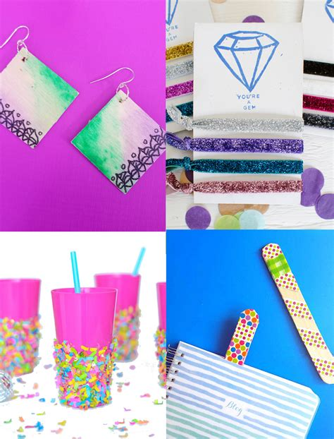 crafts for tweens birthday crafts for tweens and crafters Diy