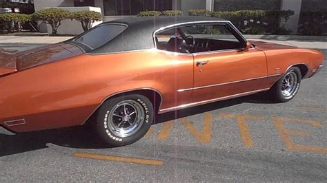 Buick Gs 455 For Sale by 1971 Buick Gs 455 For Sale