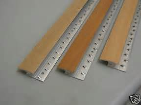 laminate flooring z bars 14mm 1800mm stikatak carpet to laminate tile floor door threshold trim ebay