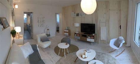 mobilier de chambre à coucher salon à la déco scandinave une déco superbe signée