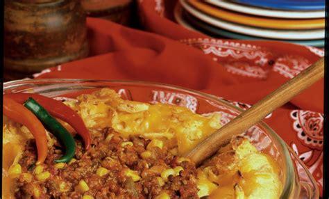 corn bread taco bake recipe relish