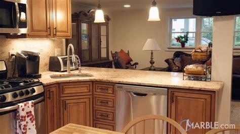 Astoria Granite Kitchen Countertop Design Ideas and Gallery.