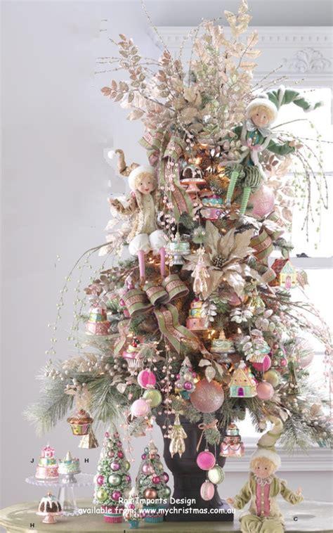 raz imports decorated christmas tree christmas trees