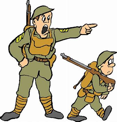 Wwi Orders Order Clipart Giving Cliparts Clip