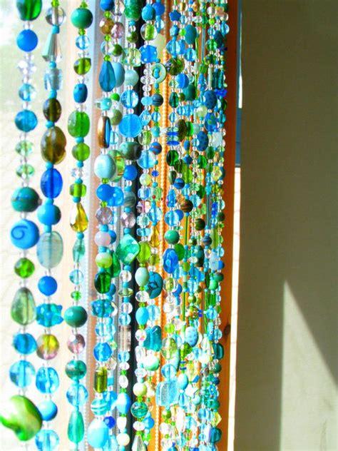 cortina abalorios beaded curtain custom order for laura cortinas de