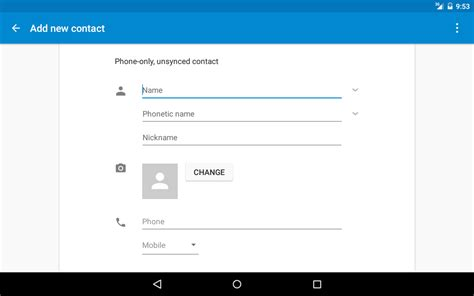 contacts app for android true contacts android apps on play