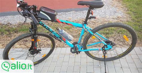 Kalnu dviratis Cyklone, kaip naujas | Alio.lt