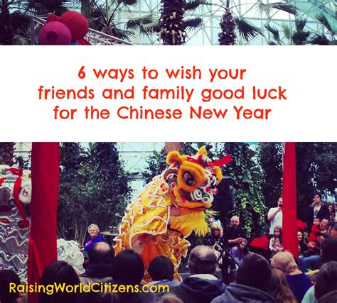 Chinese New Year 6 Ways To Welcome Good Luck In The New Year