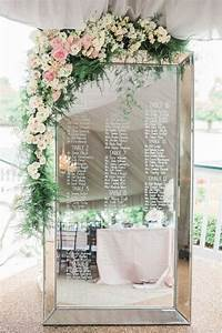 20 Trending Wedding Seating Chart Decoration Ideas Oh