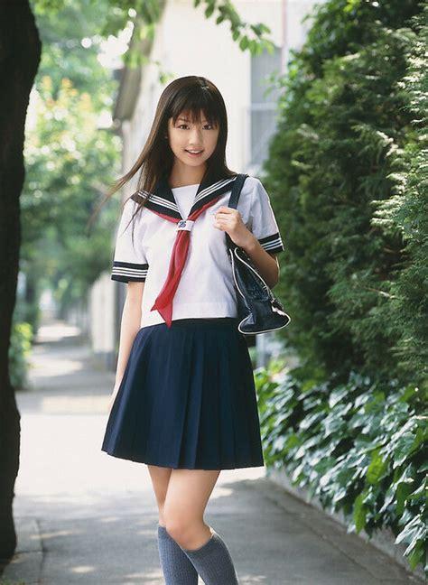 japanese japan school girl short sleeved uniform cosplay