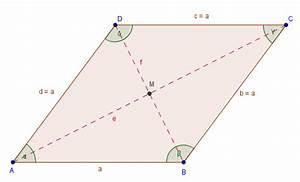 Raute Diagonale Berechnen : allgemein ~ Themetempest.com Abrechnung