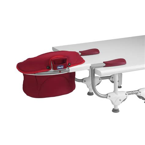 siege de table siege de table 360 scarlet texture douce de chicco en