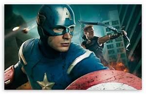 The Avengers 4K HD Desktop Wallpaper for 4K Ultra HD TV ...