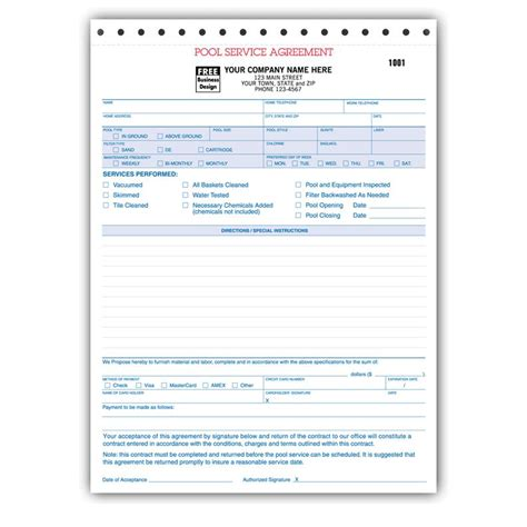 custom carbon copy invoices  business form printing