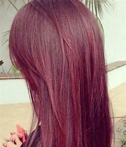 Acheter Coloration Rouge Framboise : coloration rouge 22 photos absolument sublimes trend zone ~ Melissatoandfro.com Idées de Décoration