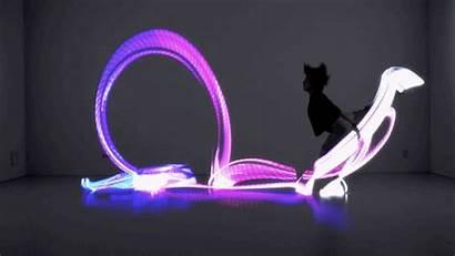 Led Shoes Smart Orphe Dancers Artists Lights