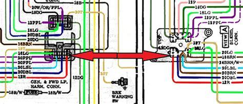 Blinker Switch Wiring Diagram Chevy Wire Auto