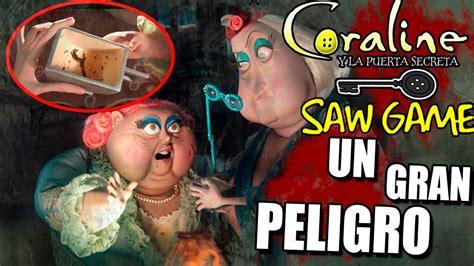 Coraje es el protagonista de una famosa serie de animación, también conocido como agallas. ME ESPERA UN GRAN PELIGRO?? TENGO MIEDO!! 😭| Ep.03 | | CORALINE SAW GAME - LA PUERTA SECRETA ...