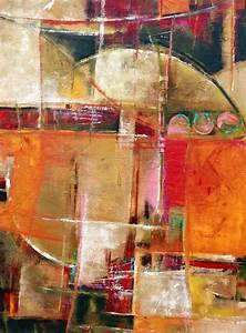 Elizabeth, Chapman, Art, Abstract, Painting, U0026quot, Quantum