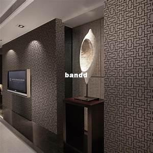 Wall Stickers Flower Pvc Wallpaper Modern Brief Geometry