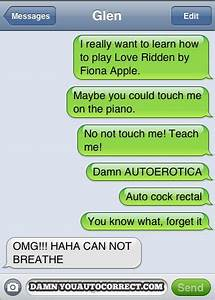 DYAC Presents: 15 Unusual Requests - Damn You Auto Correct!