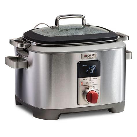 Multifunction Cooker  Wolf Gourmet  Countertop Appliances