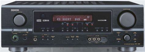 Product Review - Denon AVR-1905 7.1 A/V Receiver