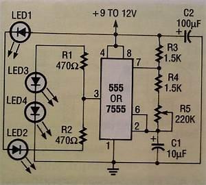 Led Strobe Circuit Needed