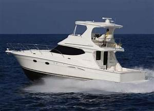 2006 Silverton 45 Convertible Power Boat For Sale