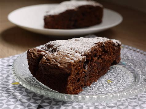 chocolat cuisine gâteau au chocolat noir au carambar cuisine téméraire