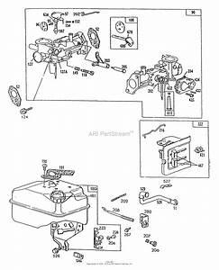 Brigg Stratton 4 Cycle Engine Diagram