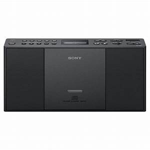 Poste Radio Sony : sony zs pe60 noir radio radio r veil sony sur ~ Maxctalentgroup.com Avis de Voitures
