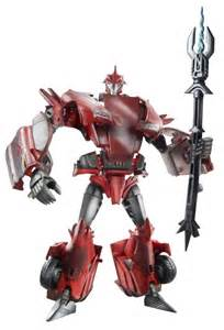 Transformers Prime Knockout Toy
