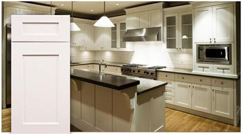kitchen cabinet packages real wood kitchen cabinet package white shaker 2654