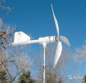 Ветрогенераторы. Устройство и виды. Работа и применение