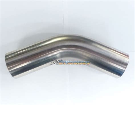 mm  degree mandrel bend stainless steel exhaust