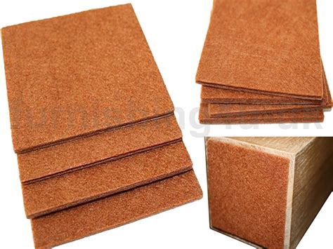 laminate floor protection new 16 x wood protection laminate floor furniture protector felt pads protectors ebay
