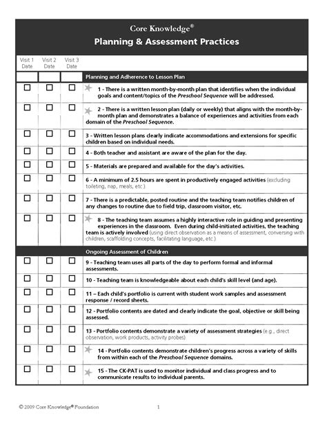 12 best images of blank check writing worksheets 794 | preschool teacher observation checklist 437791