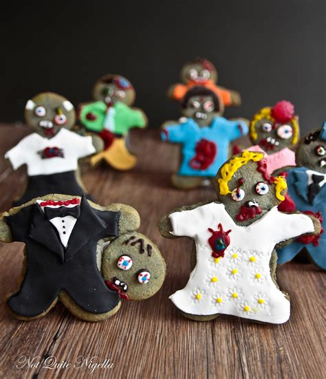 cookies zombie walking dead addams groom bride unlucky notquitenigella
