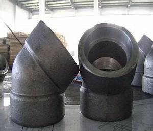 Astm A105 Forged Fittings Asme Sa105 Socket Weld